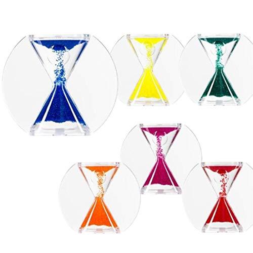Paradox Sanduhr Soul 4 Minuten in 6 Farben (rot), 85 x 20 x 70