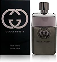 Gucci Men Gucci Gucci Guilty Edt Spray 1.6 Oz(pack Of 1)