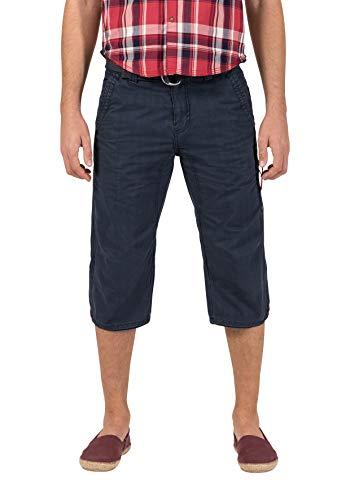 Timezone Herren Regular ConnorTZ Shorts, Blau (Blue Irregular Check 3268), W29