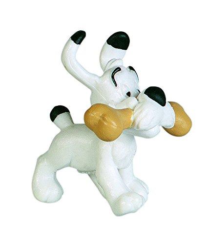 Plastoy Asterix: Figur Idefix mit Knochen [Importación Alemana]