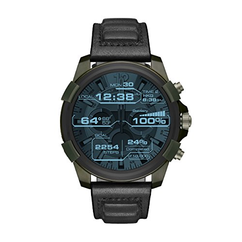 Diesel Herren Smartwatch Full Guard DZT2003