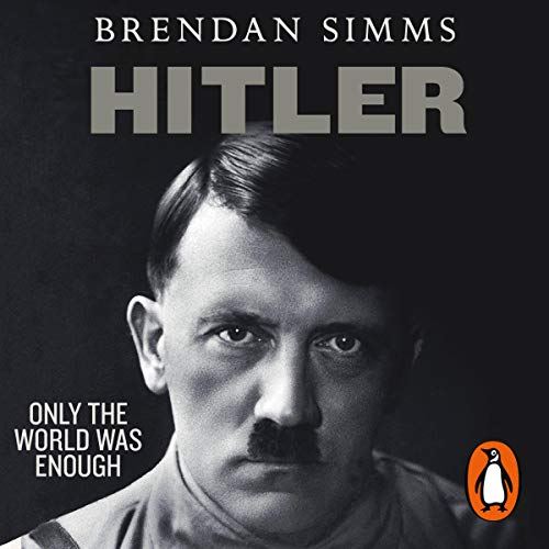 Hitler cover art