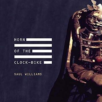 Horn of the Clock-Bike