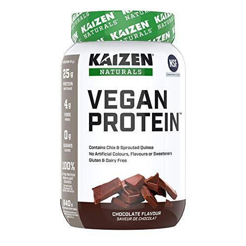 KAIZEN Vegan Protein Chocolate, 840 GR