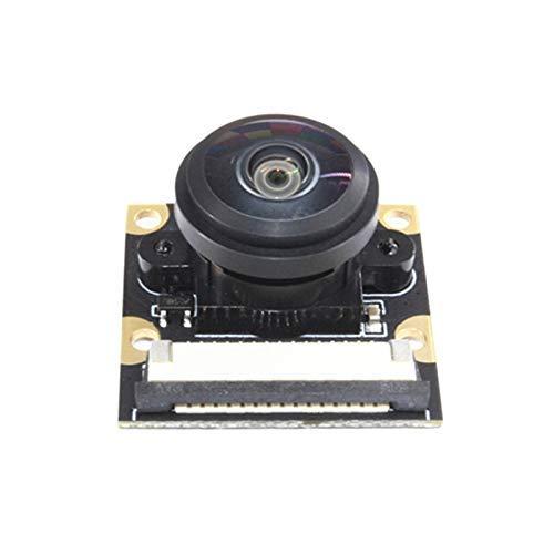 LILICEN CY 8MP modulo Telecamera IMX219 for Jetson grandangolare di 200 Gradi FOV 3280 x 2464 Fotocamera con 15 Centimetri Cavo Piano Flessibile