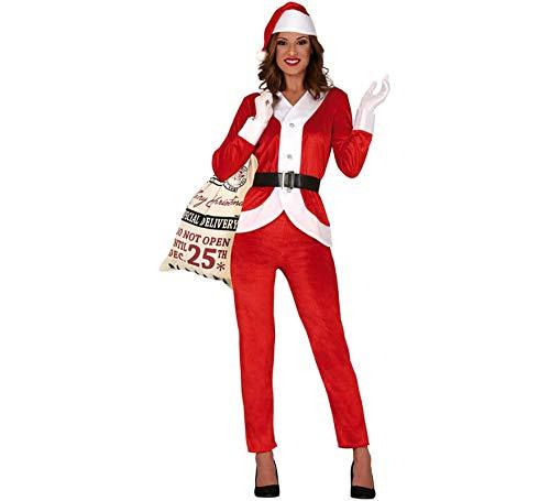 Guirca Disfraz de Mamá Noel para Mujer