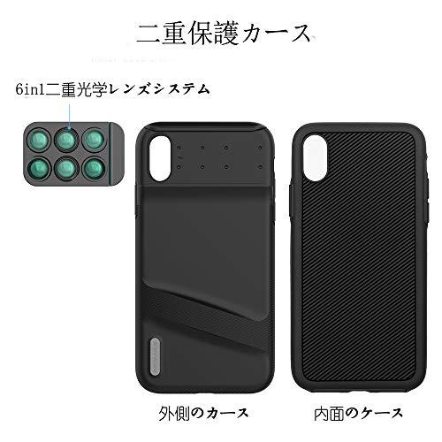 MOMAX『X-LensCase:iPhoneXS6-in-1LensCase』