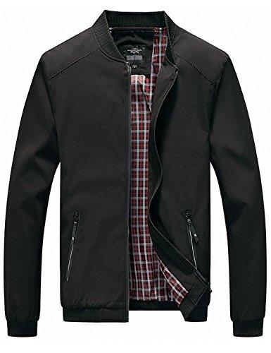 Tommy Hilfiger Men's Classic Hooded Puffer Jacket (Standard and Big & Tall), Heather Grey, Medium