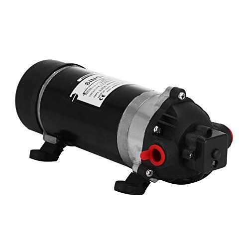 BuoQua Bomba de Diafragma Bomba de Agua Automática de Alta Presión para Jardín (DP-60)