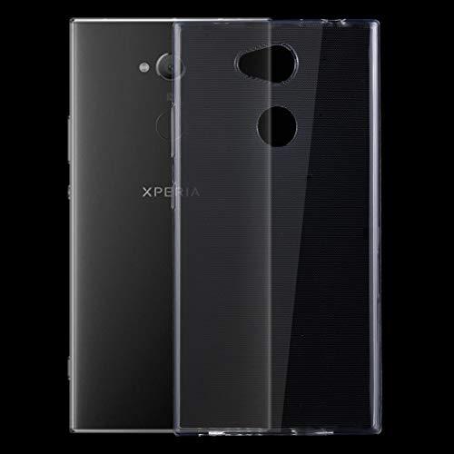 Liaoxig Custodie Sony Custodia Protettiva in TPU Trasparente Ultrasottile for Sony Xperia L2 0.75mm (Trasparente) Custodie Sony (Colore : Transparent)