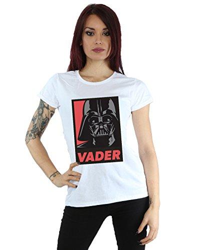 Star Wars mujer Darth Vader Poster Camiseta