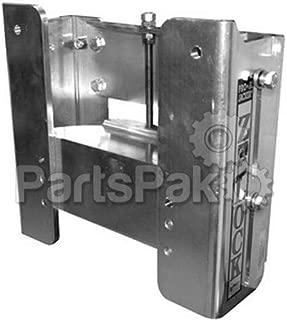 T-H Marine JPZ10DP; Z-Lock Manual Jack Plate-10 inch-