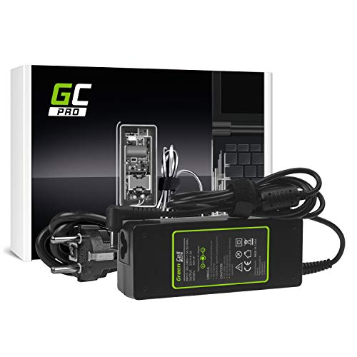 GC PRO Laptop Netzteil 20V 4.5A 90W kompatibel mit Fujitsu CP483452-02 Lenovo PA-1900-56LC Li Shin LSE0202D2090 S26113-E533-V15 Ladegerät inkl. Stromkabel, Steckertyp: r& (5,5-2,5 mm)