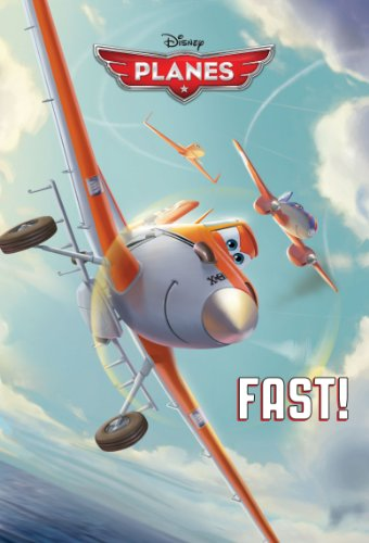 Planes: Fast! (Disney Chapter Book (ebook))