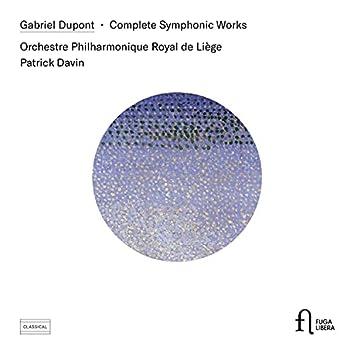 Dupont: Complete Symphonic Works