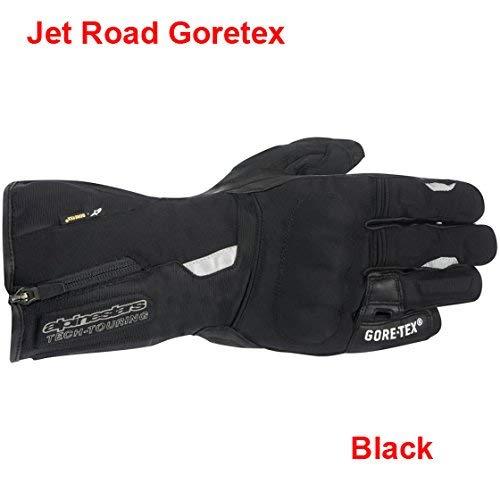 Alpinestars Scheme Textil Guantes para Motociclista - Gore-Tex Negro, XL