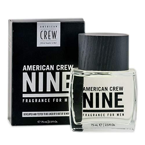 AMERICAN CREW Classic Nine Düfte homme/men, Eau de Toilette, 1er Pack (1 x 75 ml)