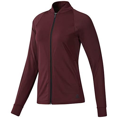 Reebok Os Track Jacket Chaqueta, Mujer, luxmar, XL