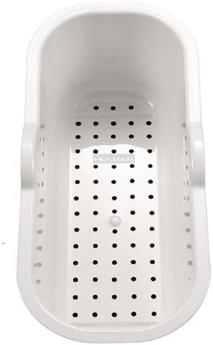Sale Houzer price CL-1120 White Colander