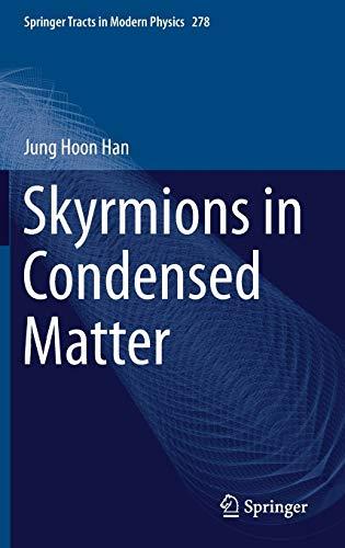 Skyrmions in Condensed Matter (Spri…