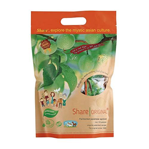 NEU 33 Stk. Share Original ® fermentierte Pflaume / jap. Aprikose 500g