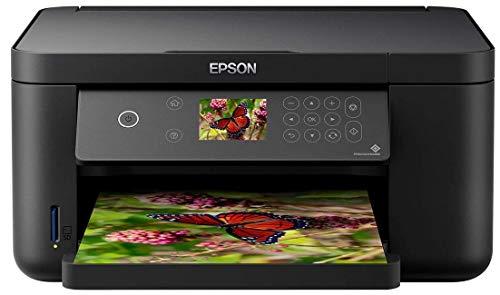 Epson Expression Home XP-5105 Inyección de tinta 33 ppm 4800 x 1200 DPI A4 Wifi - Impresora multifunción (Inyección de tinta, 4800 x 1200 DPI, 150 hojas, A4, Impresión directa, Negro)