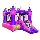 Aufblasbares Schloss/Kinderrutsche/Outdoor Small Home Square Trampolin/Lieblingsgeschenk der Kinder,...
