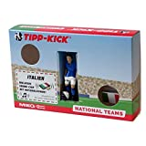 TIPP-KICK 031049 Star-Kicker Italien in Torwandbox mit Hymne, 11,6 x 3,7 x 18,1 cm
