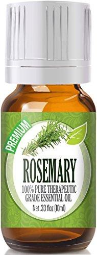 Rosemary Essential Oil - 100% Pure Therapeutic Grade Rosemary Oil - 10ml