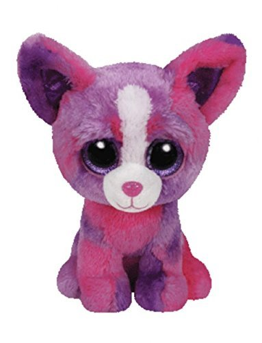 Ty Beanie Boos ~ Dakota The Dog 6 ~ Justice Exclusive by Beanie Boo