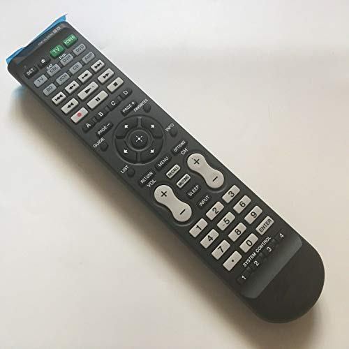 Replacement Remote Control New for Sony RM-VLZ620 TV Universal Remote Control for ARCAM CR80 CR100