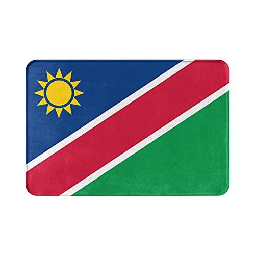 Namibia Flagge Stil Fußmatte Eingangsmatte Fußmatte Teppich Innen/Haustür Badezimmer Küche & Wohnzimmer Schlafzimmer Matten