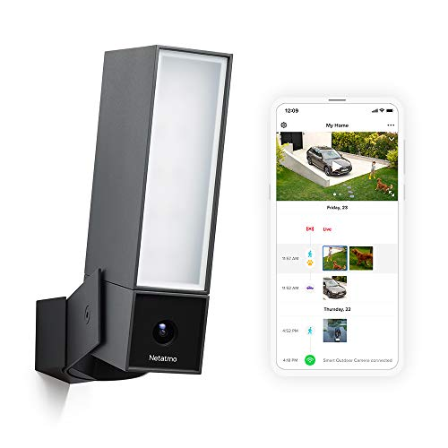 Netatmo Smart Outdoor Security...