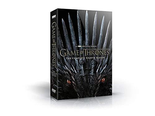 Game of Thrones: Season 8 [DVD]