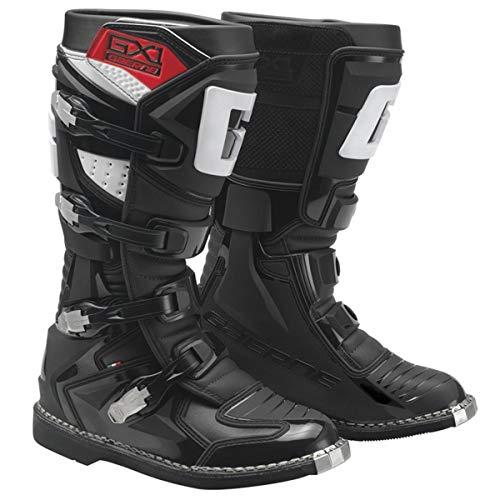 Gaerne Motocross-Stiefel GX-1 Enduro Schwarz Gr. 44