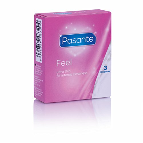 Pasante Healthcare Limited Sensitive-3, condooms - Sex Toys XXX