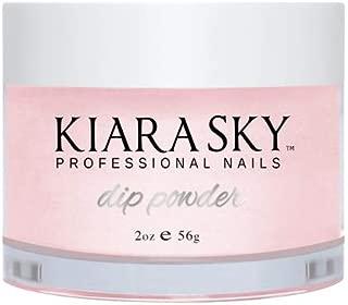 Kiara Sky Dip Powder, Medium Pink, 56 Gram