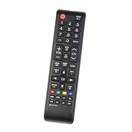 Replacement Remote Control Controller for Samsung Electronics UN24M4500A 24-Inch, UN32M4500A 32-Inch 720p Smart LED TV (2017 Model)