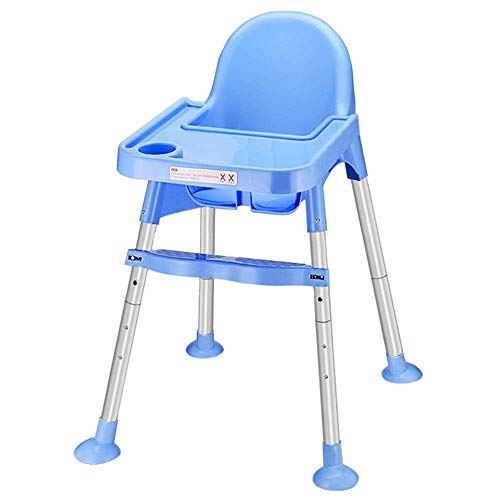For Sale! Baby High Chair Portable Adjustable High Chair for Babies/Infant/Toddlers Dining - with Wa...