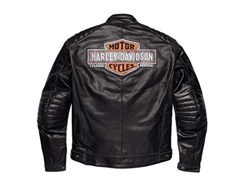 Harley-Davidson Legend Leder Jacke, 98125-17EM, M