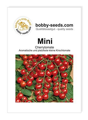 Bobby-Seeds Tomatensamen Kirschtomate Mini Portion