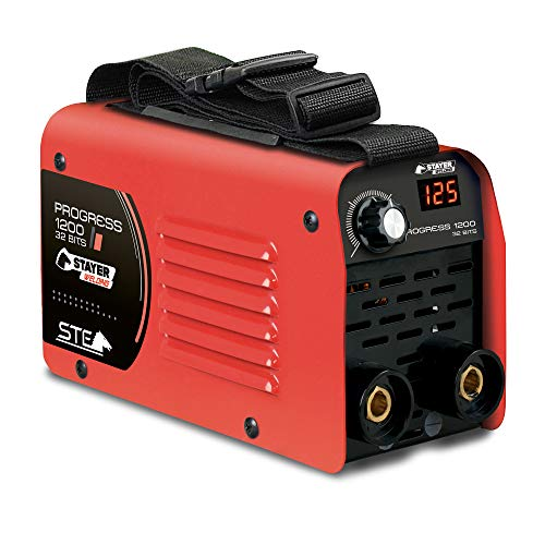 STAYER IBERICA S.A. 8427648467552 Inverter Profesional MMA PROGRESS 1200