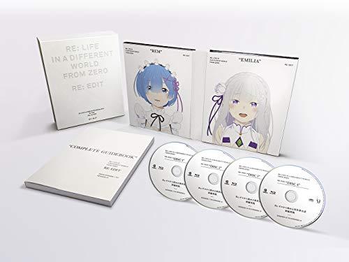 Re:ゼロから始める異世界生活 新編集版 Blu-ray BOX