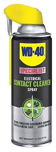 WD40 300080 Specialist Electrical Contact Cleaner 11oz