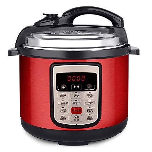 XIAOFEI Instant Pot Autocuiseur Électrique Programmable Électronique Multifonction Cuisine Pot 24 Heures Garder Chaud Fonction Garder- Chaud Fonction 3L