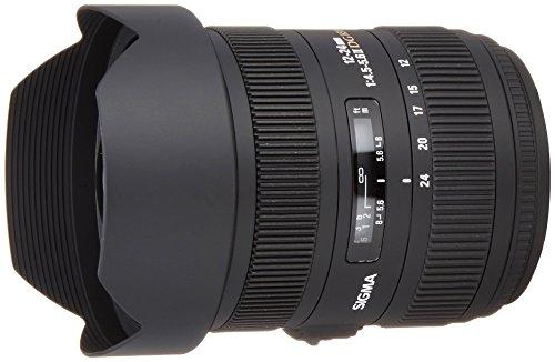 Sigma 12-24mm f/4.5-5.6 AF II DG HSM Lens
