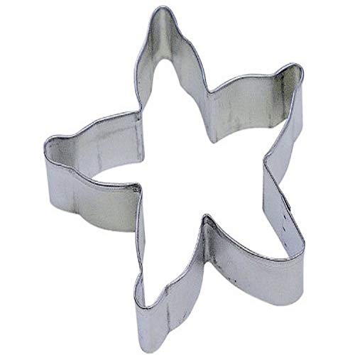 R&M Starfish 4' Cookie Cutter in Durable, Economical, Tinplated Steel
