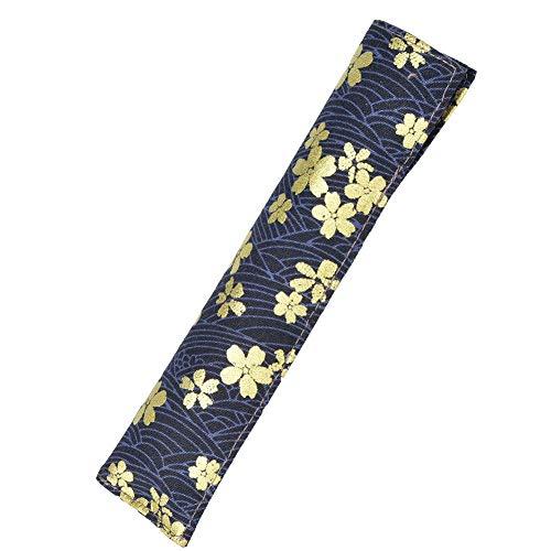 Einzelstift Aufbewahrung tasche, Retro Blumen muster Stift schutz hülle Business Signature Pen Schutz hülle