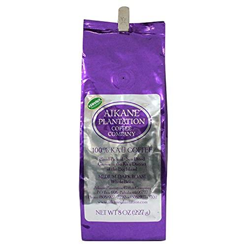【焙煎豆】 アイカネ・プランテーション カウコーヒー 8oz(227g) 100%カウコーヒー