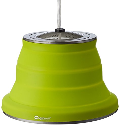 Outwell Leonis Lampe, Lime Green, One Size